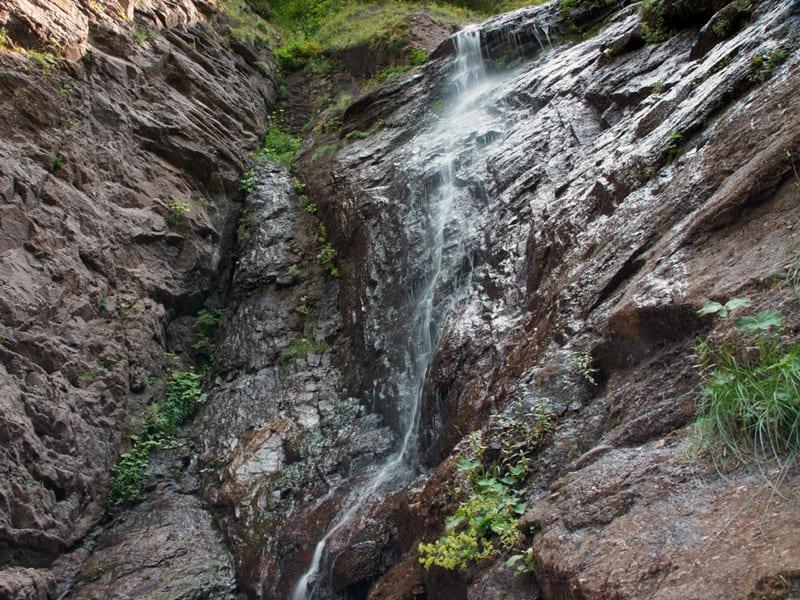Архыз Казачий водопад