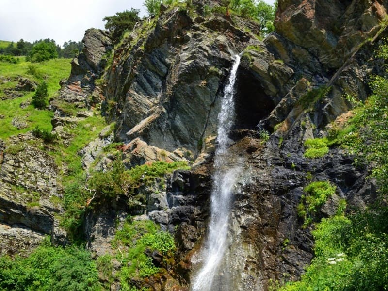 Арзыз Барритовый водопад